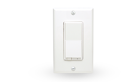 wall mounted dimmer switch
