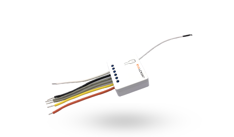 z-wave window covering motor controller