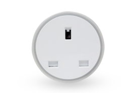 z-wave wall plug smart socket