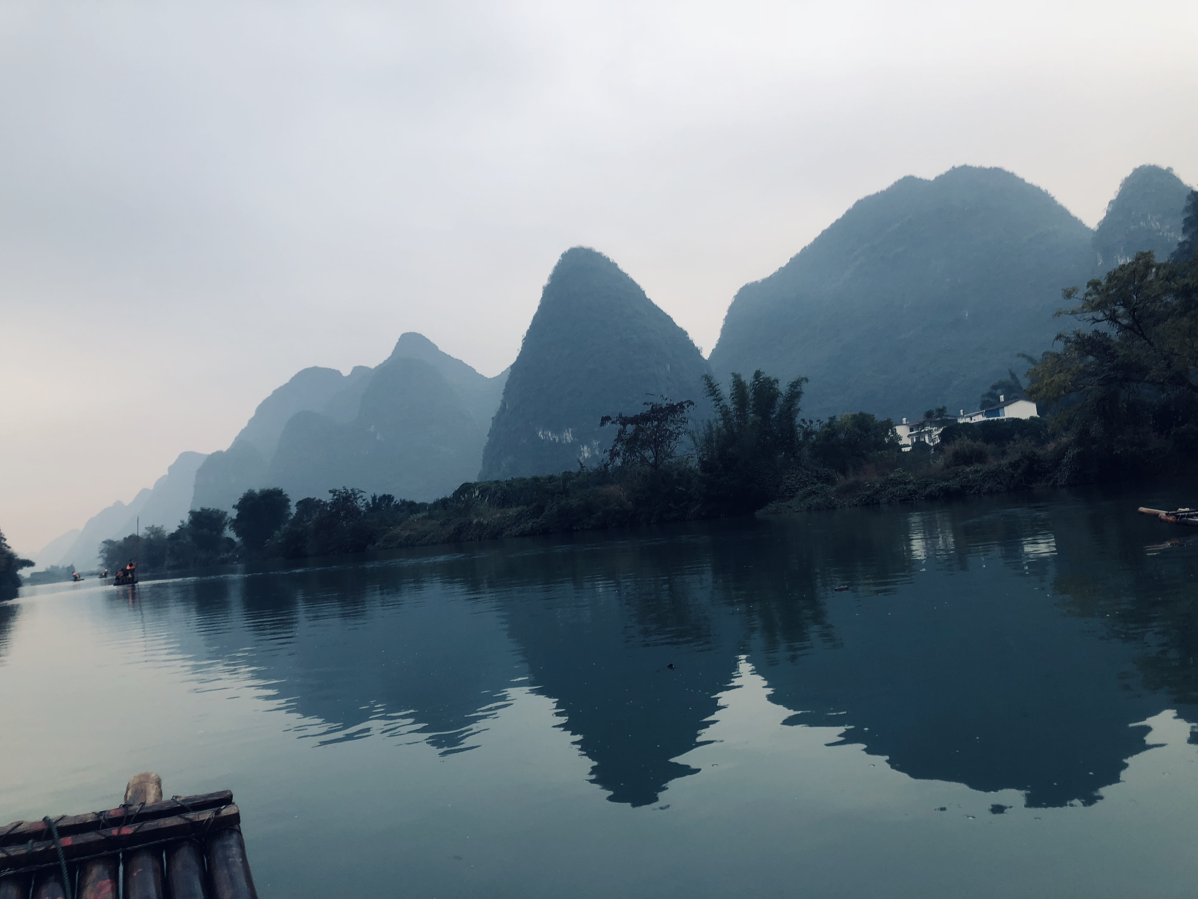 Gorgeous Yulong river